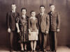 Dec family photo approx. 1942